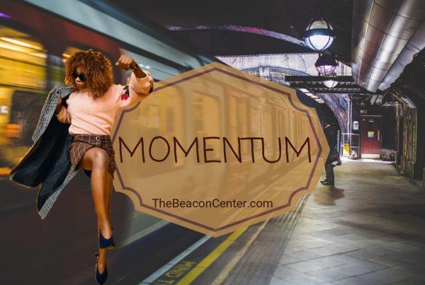 Regain business momentum photo
