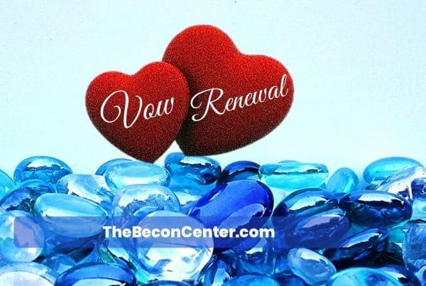 Vow Renewal Photo