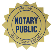 Official Notary Logo