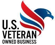 U.S. Veteran Owned Business Logo