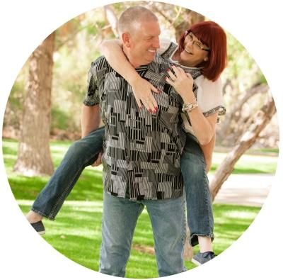 Becky & Gil Stonebarger