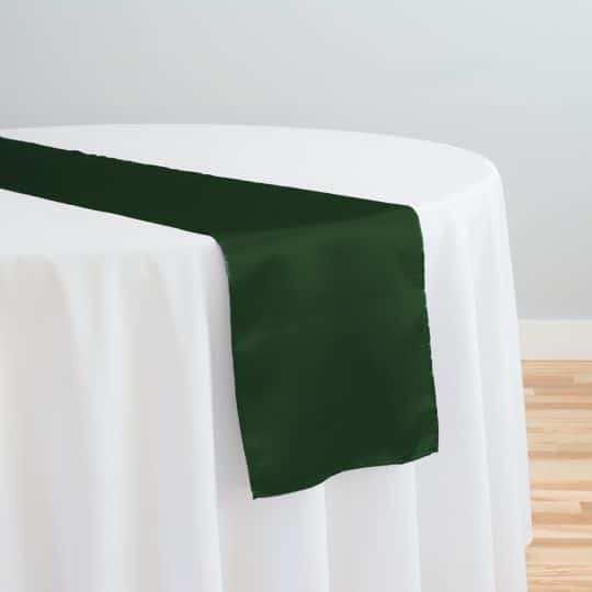 Hunter Green Table Runner