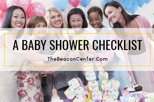 Baby Shower Checklist Photo