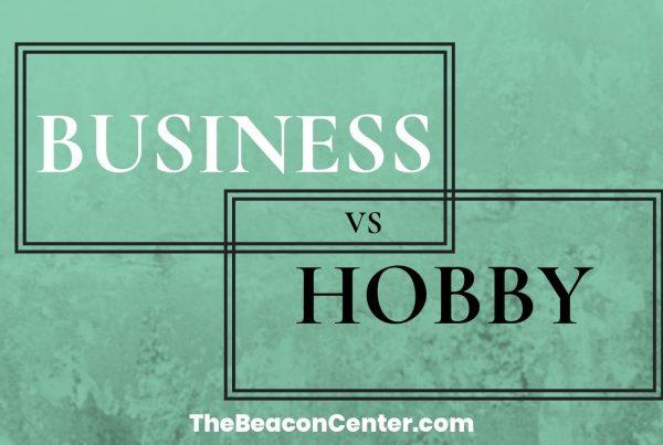 Business vs Hobby