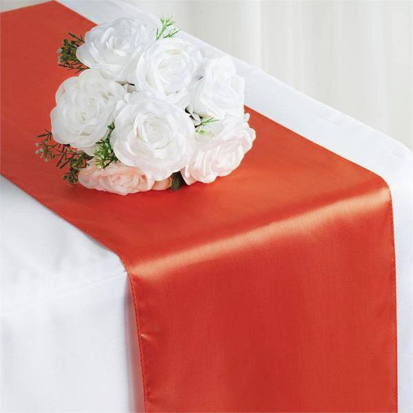 Coral Table Runner