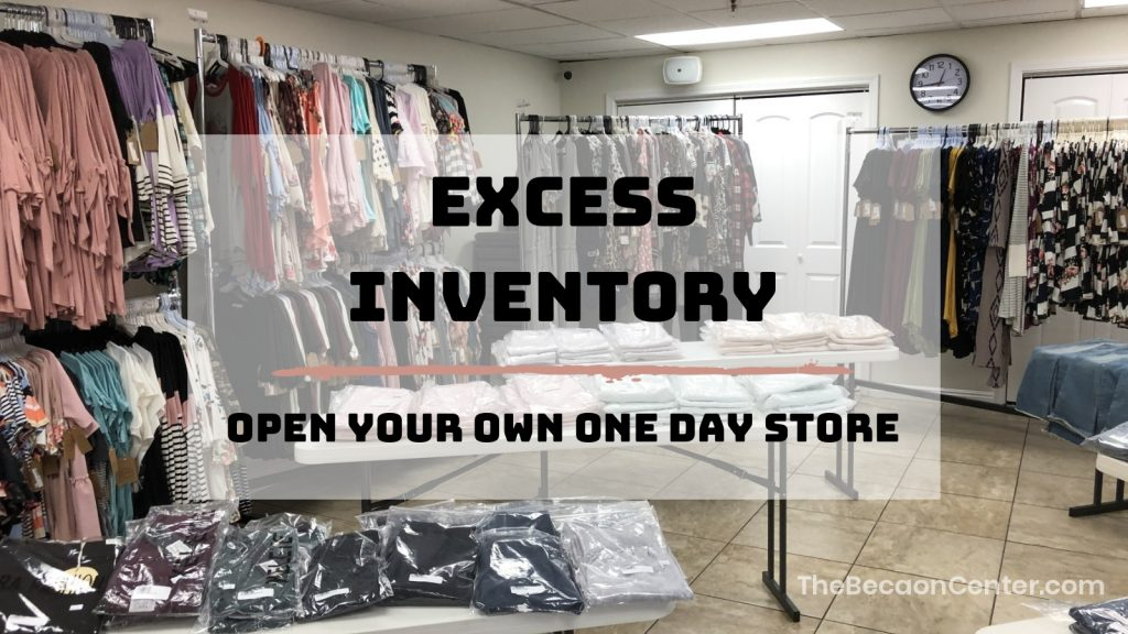 Excess Inventory Photo