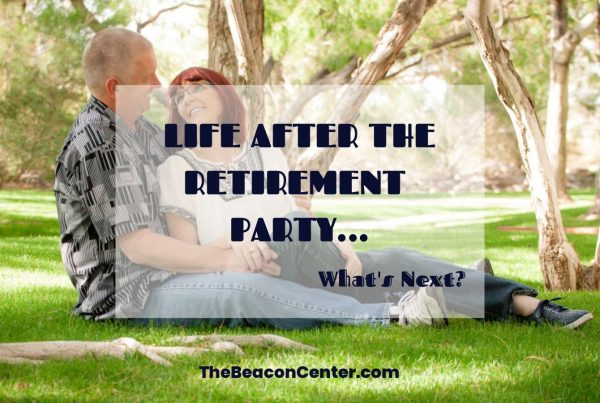 Life after the retirement party photo