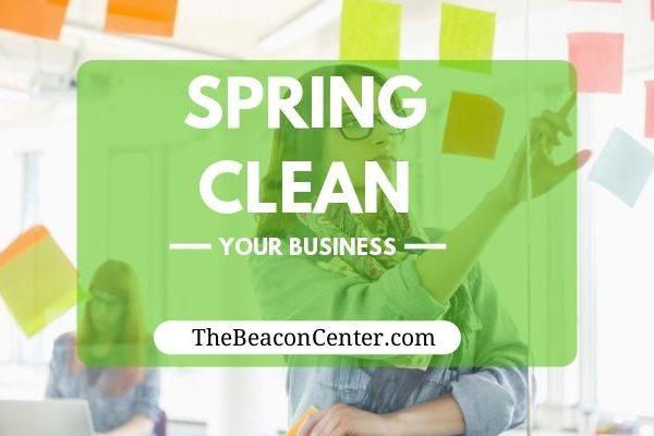 Spring clean photo