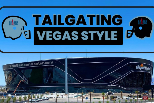 Tailgating Vegas Style Photo