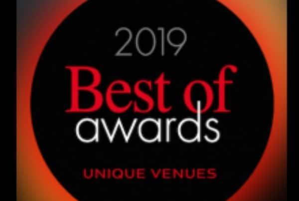 2019 Unique Venues Best of Awards photo