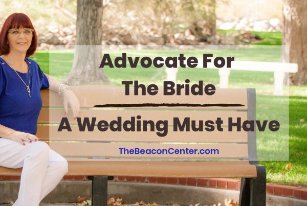 advocate for bride photo