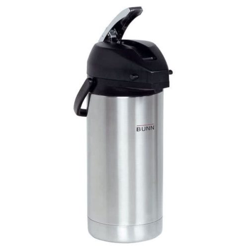 Coffee Pump Pot photo
