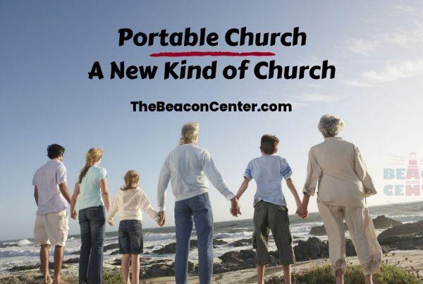 portable church