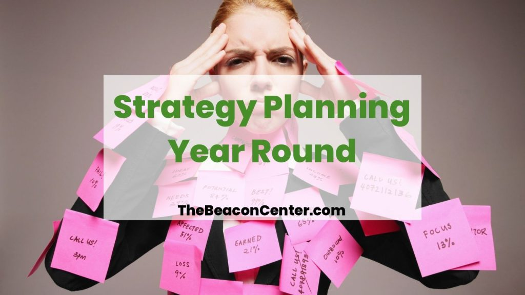 Strategy Planning Photo