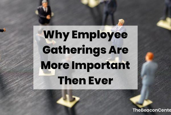 employee gathering photo