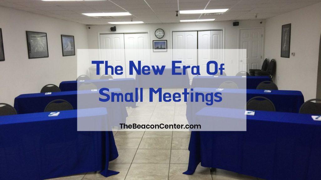 Small Meetings Photo