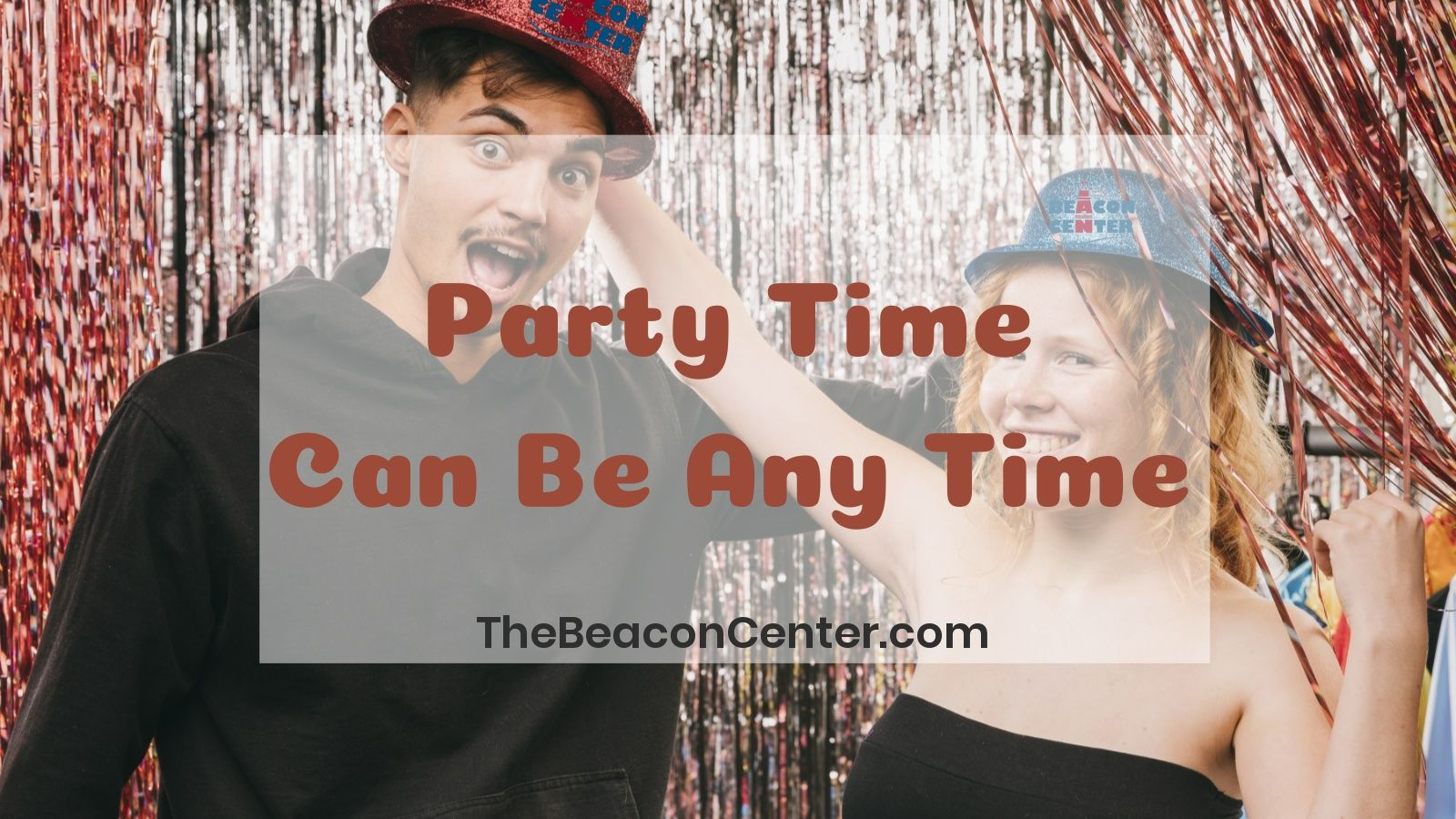 Party time any time photo