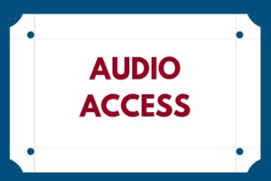 Audio Access