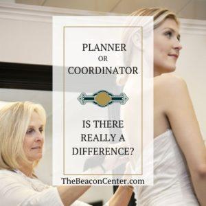 planner or coordinator