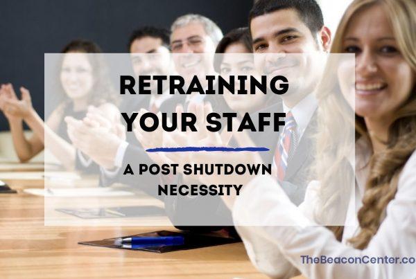 Retraining Staff photo