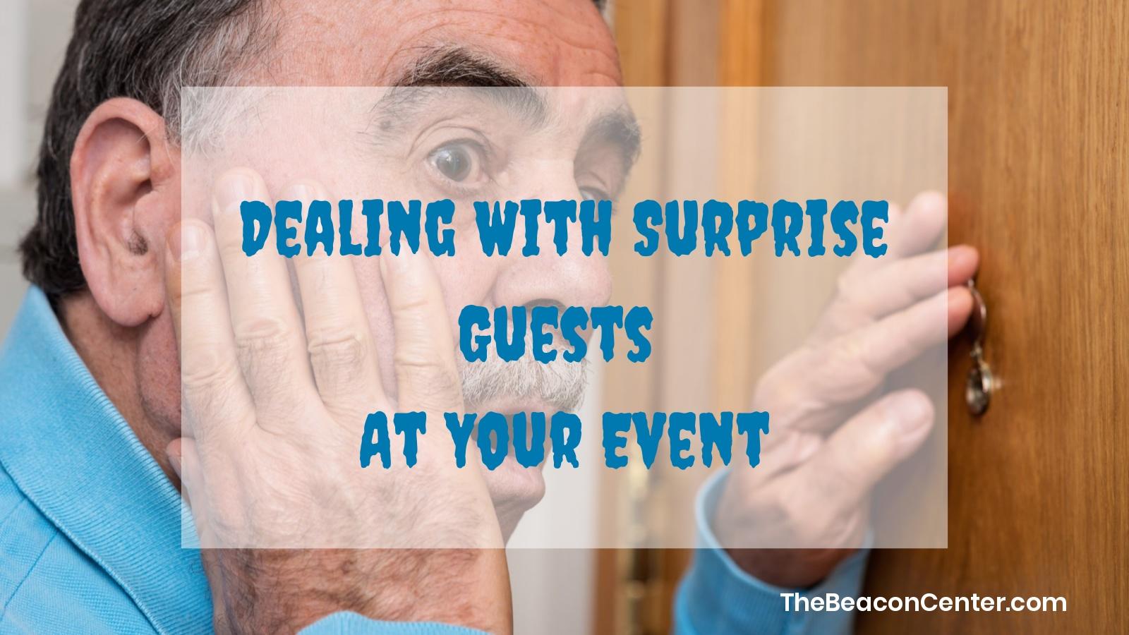 surprise guests photo